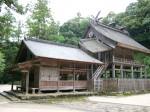 神魂神社(かもす神社)