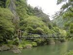 17.立久恵峡(県立自然公園)